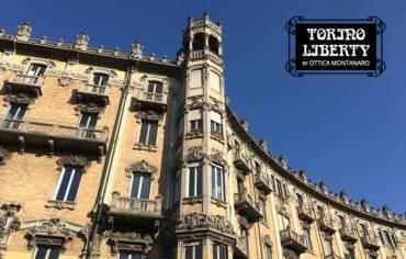 Liberty a Torino! Un tesoro di bellezza intorno a noi.
