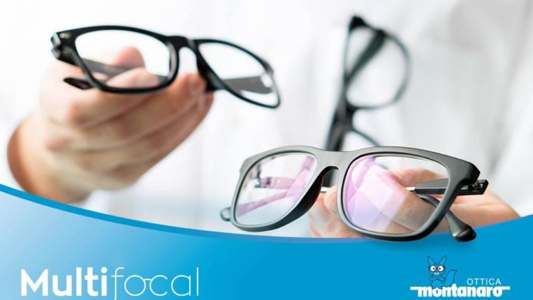 Cerchi occhiali multifocali a Torino? Scopri la nostra promozione Multifocal.