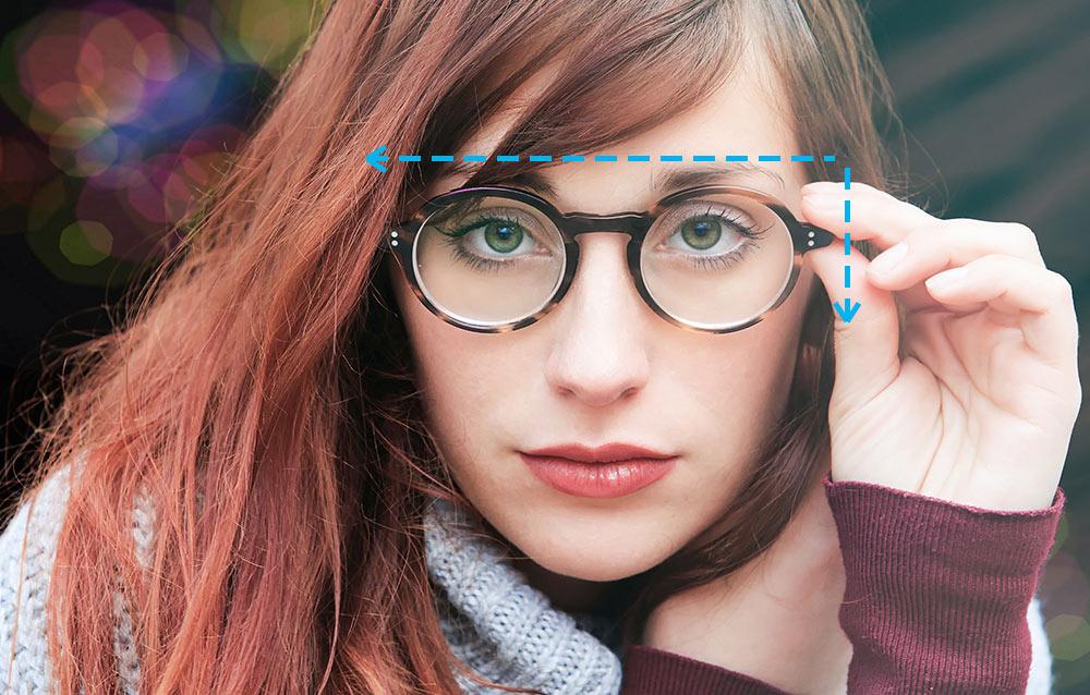 Come scegliere l'occhiale giusto? I nostri consigli.