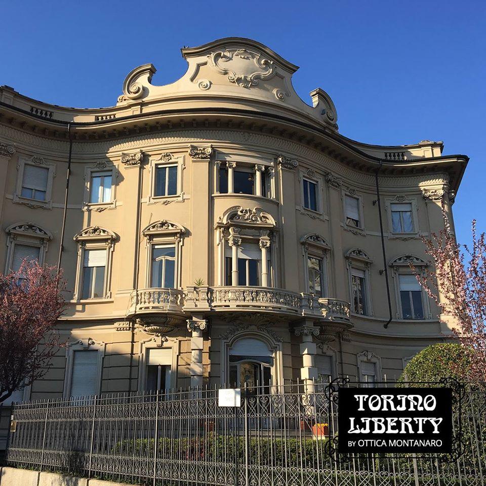 Villa Frassati - corso Trento