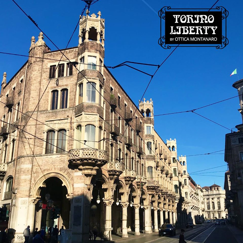 Palazzo Bellia – via Pietro Micca