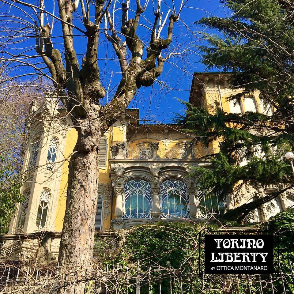Villa Scott - Corso Giovanni lanza