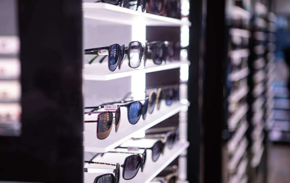 occhiali chanel a torino